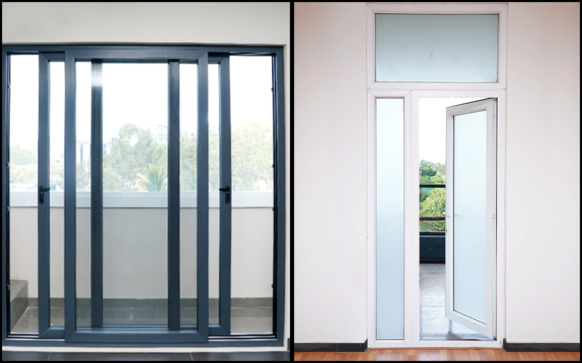 Sliding doors vs Casement doors