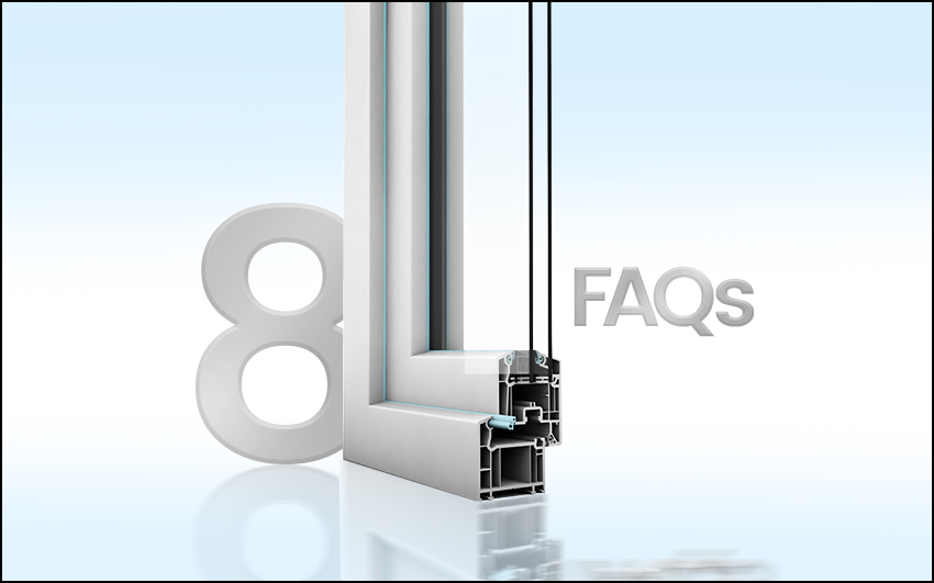 FAQs on uPVC Windows & Doors